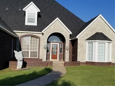 Yukon Single Family Home For Sale: 3301 Frisco Ranch Drive