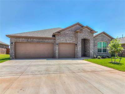 Mustang Single Family Home For Sale: 3604 Sadie Drive