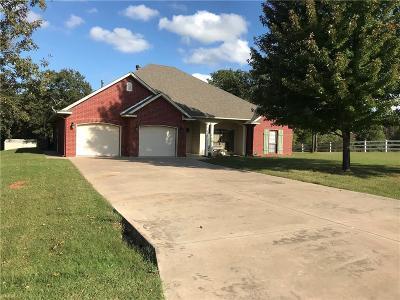 Harrah Single Family Home For Sale: 4488 S Deer Park Lane