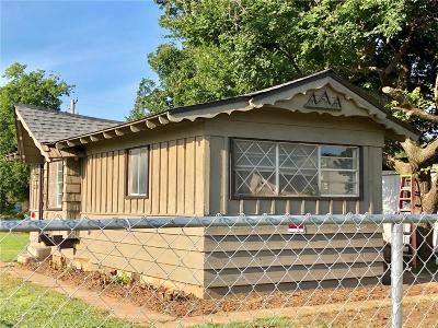 Oklahoma City Single Family Home For Sale: 3520 S Walker Avenue