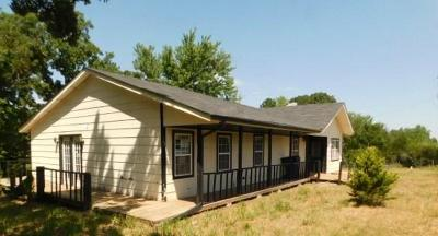 Newalla Single Family Home For Sale: 4863 S Pottawatomie Road