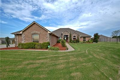 Moore Single Family Home For Sale: 4511 Apple Estates
