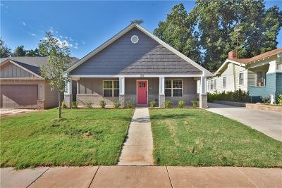 Oklahoma City Single Family Home For Sale: 311 NE 15th