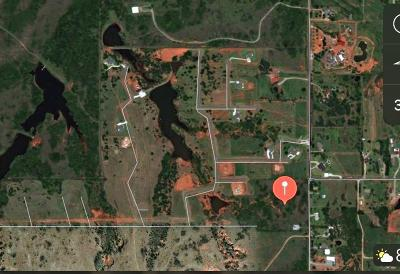 McClain County Residential Lots & Land For Sale: 30881 S Western