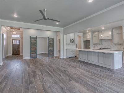 Lincoln County, Oklahoma County Single Family Home For Sale: 8125 Crew Lane