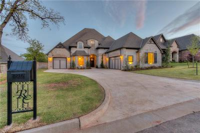 Edmond Single Family Home For Sale: 8216 Ridge Creek Road