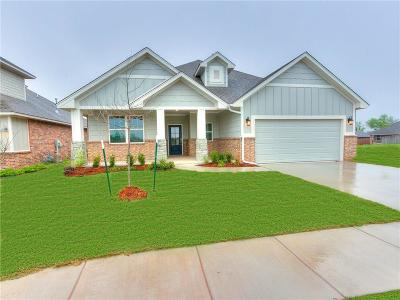Oklahoma City Single Family Home For Sale: 12832 High Plains Avenue