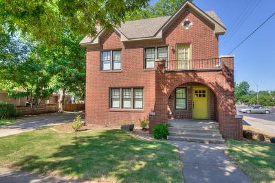 Norman Single Family Home For Sale: 316 S Webster