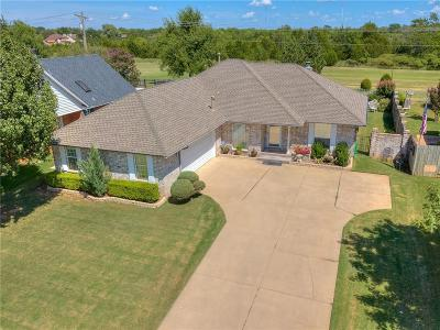 Moore Single Family Home For Sale: 2308 E Hills Drive