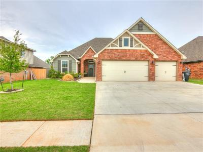 Moore Single Family Home For Sale: 4301 SE 37th Street