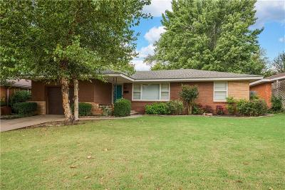 Midwest City OK Single Family Home Sold: $100,000