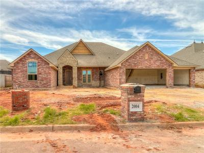 Edmond Single Family Home For Sale: 2004 NW 199th Street