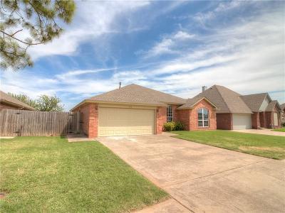 Moore Single Family Home For Sale: 704 Blue Ridge