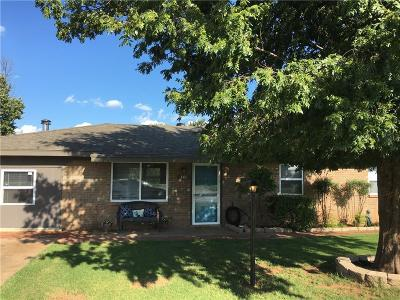 Weatherford Single Family Home For Sale: 141 Bluestem