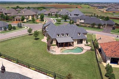 Edmond Single Family Home For Sale: 17800 Prairie Sky Way