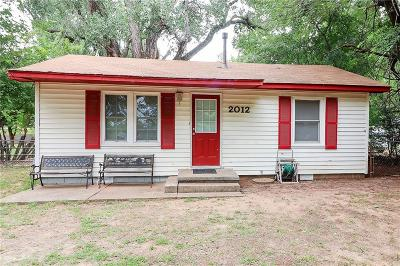 Midwest City Single Family Home For Sale: 2012 N Midwest Blvd