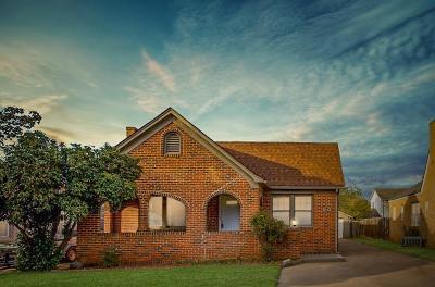 Altus Single Family Home For Sale: 923 E Cypress Street