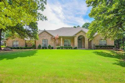 Choctaw Single Family Home For Sale: 965 Hidden Valley Circle
