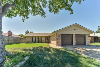 Yukon Single Family Home For Sale: 924 Clear Creek