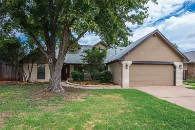 Edmond Single Family Home For Sale: 16708 Crest Valley
