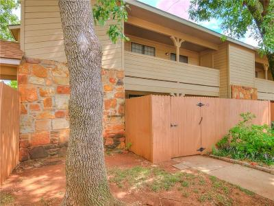 Oklahoma City Condo/Townhouse For Sale: 14307 N Pennsylvania Ave #3a
