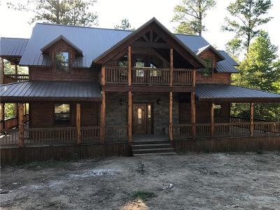 Single Family Home For Sale: 109 Eagle Mountail Trail