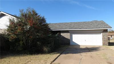Altus Single Family Home For Sale: 2001 Flamingo Lane