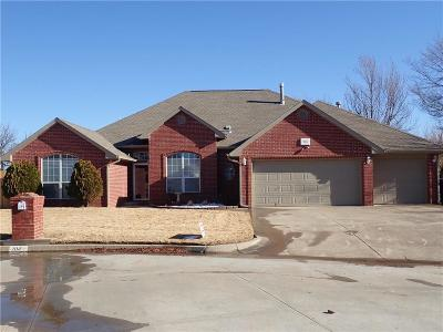 Yukon Single Family Home For Sale: 204 Greenfield Court