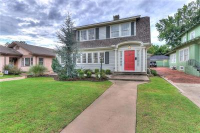 Oklahoma City Single Family Home For Sale: 310 NW 20th Street