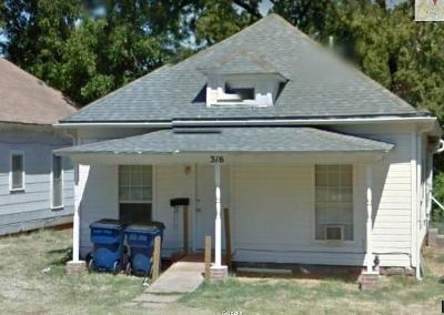 Guthrie Single Family Home For Sale: 316 N 11th Street