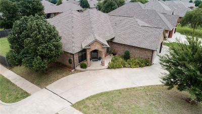 Oklahoma City Single Family Home For Sale: 12012 Kimberlyn Road