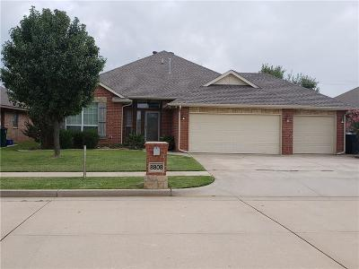 Oklahoma County Single Family Home For Sale: 8808 NW 71st Street