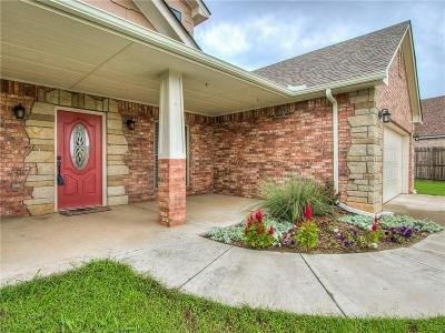 Guthrie Single Family Home For Sale: 4859 Big Horn Cove