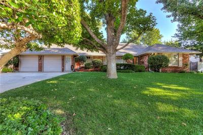 Oklahoma City Single Family Home For Sale: 3709 NW 70th Street
