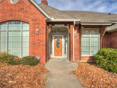 Choctaw Single Family Home For Sale: 14305 Whippoorwill Vista