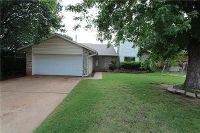Edmond Single Family Home For Sale: 2405 Tracy's Terrace