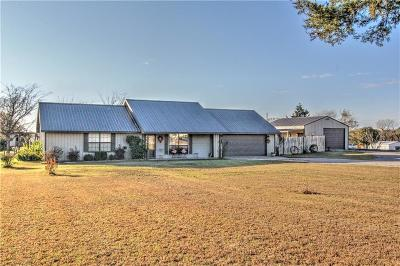 Blanchard OK Single Family Home For Sale: $186,500