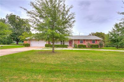 Guthrie Single Family Home For Sale: 5404 Meadowlake Drive