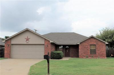 Single Family Home For Sale: 309 Libra