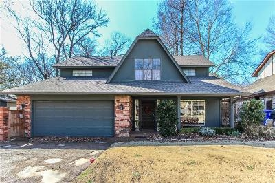 Norman Single Family Home For Sale: 2910 Meadow Ave