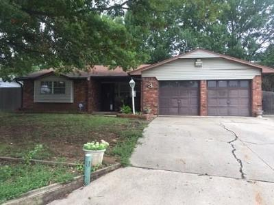 Shawnee Single Family Home For Sale: 3 Dakota