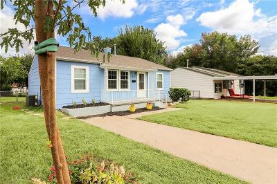 Midwest City Single Family Home For Sale: 613 Procter Place