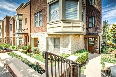Oklahoma City Condo/Townhouse For Sale: 221 N Geary