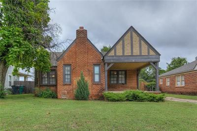 Single Family Home For Sale: 723 NW 26th Street