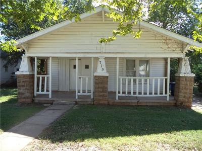 Guthrie OK Rental For Rent: $800