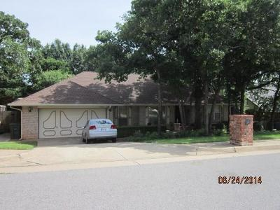 Edmond Single Family Home For Sale: 2005 Ridgecrest