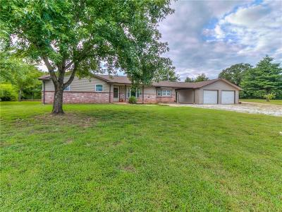 McLoud Single Family Home For Sale: 36 Limber Lost