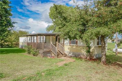Purcell Single Family Home For Sale: 21412 Fir Lane