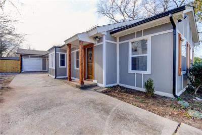 Oklahoma City Single Family Home For Sale: 1812 NW 37th Street