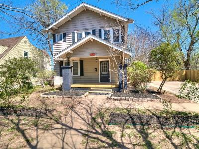 Norman Single Family Home For Sale: 615 S Ponca